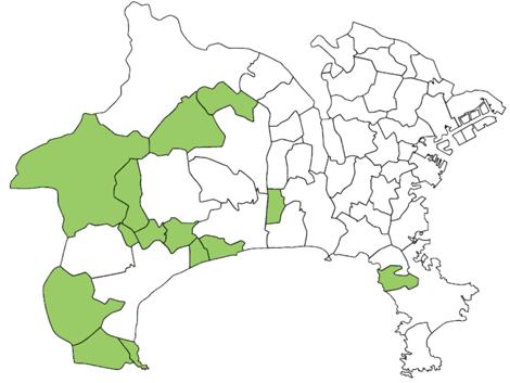 神奈川県内13町村が共同利用する...